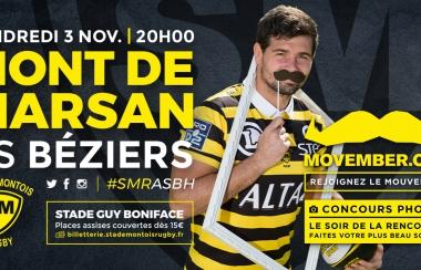 SMR - ASBH : Concours Photos Movember