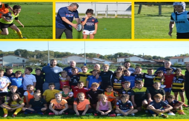 """Stages """"Rugby - Vacances"""""""
