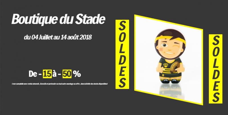 Soldes - Boutique du Stade