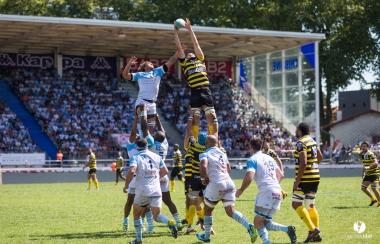 Résumé Aviron Bayonnais / Stade Montois Rugby