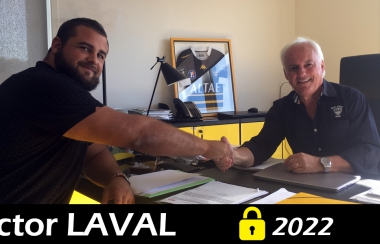 Prolongation : Victor LAVAL