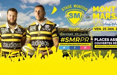 Présentation du match #SMRPR