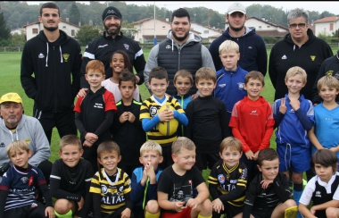 Stage « Rugby Vacances SMR -