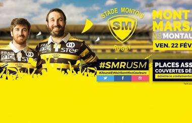 Billetterie : SMR / USM