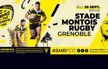 Billetterie : SMR / FCG