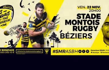 Présentation du match #SMRASBH