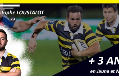 Prolongation : Christophe Loustalot