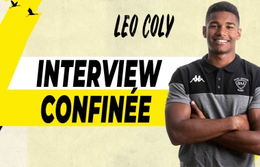 Interview confinée - Léo Coly