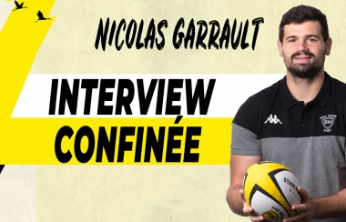 Interview confinée - Nicolas Garrault