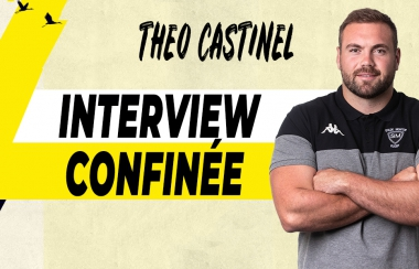 Interview confinée - Théo Castinel