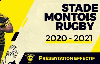 Présentation de l'effectif professionnel 2020-2021