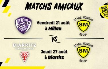 Match amicaux saison 2020 / 2021