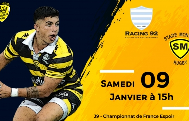 Retransmission en direct match Espoir
