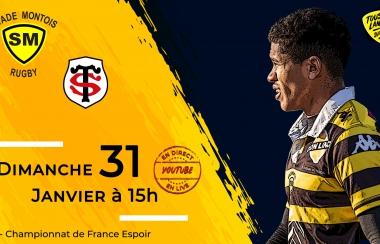 Compo des espoirs pour Toulouse