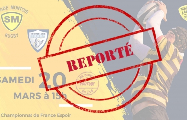 Report match Espoirs