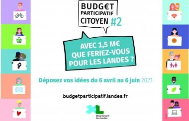 Budget Participatif Citoyen des Landes