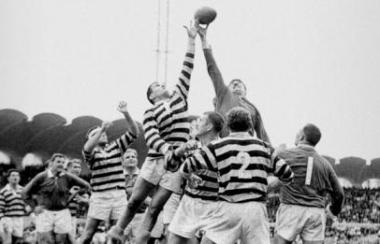 Le rugby est une fête - 1963 le derby flamboyant