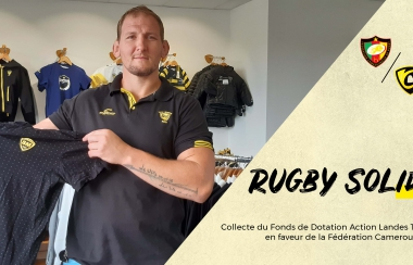 Rugby Solidaire - Collecte pour le Cameroun