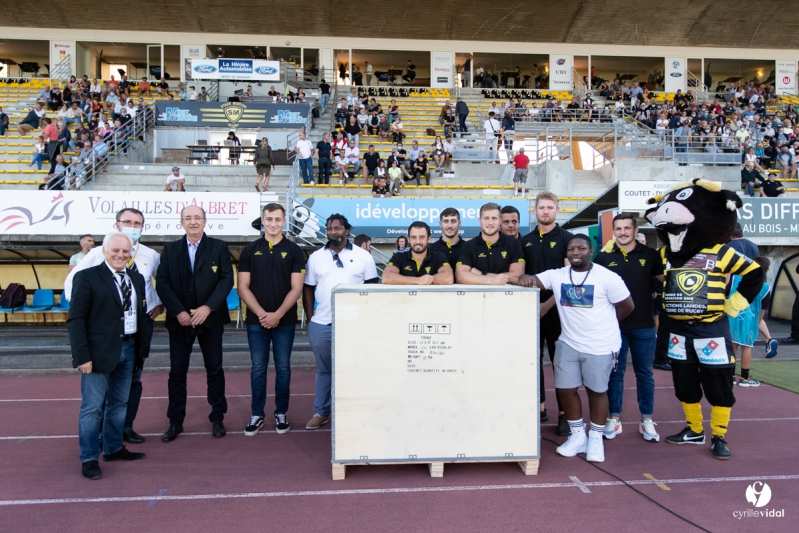 Rugby Solidaire - Une collecte hors norme