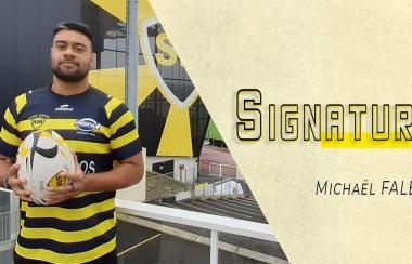 Signature Michael FALEAFA