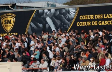 Photos - Stade Montois Rugby Vs Bayonne