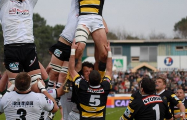 Photos - Stade Montois Rugby Vs Brive