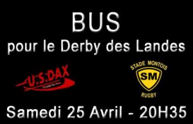 Bus pour Dax