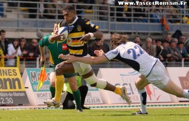 Vidéo - Stade Montois Rugby Vs Castres