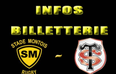 Places pour la Rencontre Stade Montois Rugby / Stade Toulousain