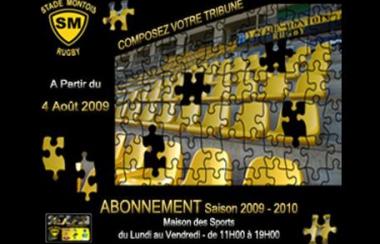 Abonnement Saison 2009 - 2010