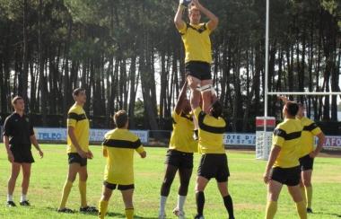 Composition de l'équipe du Stade Montois Rugby contre La Rochelle