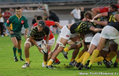 Photos - Stade Montois Rugby Vs Fc Auch