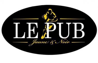 Au Pub pour la réception de Narbonne