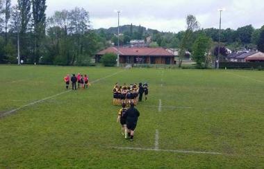 Elimination 8 à 8 (3 tirs au but à 0 ) des montoises en quart de finale face à Clermont la Plaine