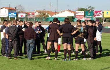 Composition du Stade Montois Rugby contre l'ASM Clermont Auvergne