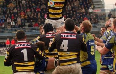 Vidéo - Stade Montois Rugby Vs ASM Clermont Auvergne