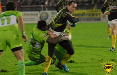 Photos - Stade Montois Rugby Vs Pau