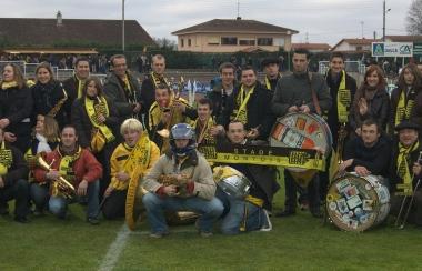 L'orchestre Montois partenaire du Stade Montois Rugby