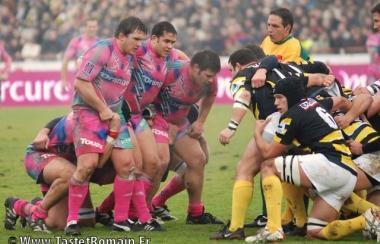 Vidéo - Stade Montois Rugby Vs Stade Francais