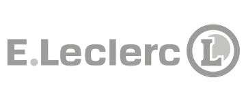 Logo E. LECLERC SAINT PIERRE DU MONT