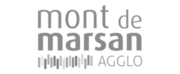 Logo COMMUNAUTÉ D'AGGLOMÉRATION DU MARSAN