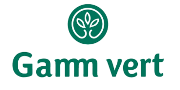 Logo GAMM VERT - GROUPE MAISADOUR ST PIERRE DU MONT