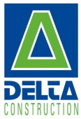 Logo DELTA CONSTRUCTION