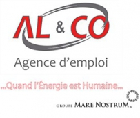 Logo AL & CO - Groupe MARE NOSTRUM