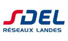 Logo SDEL RÉSEAUX DES LANDES