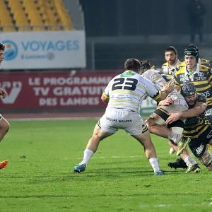 Image de J15 - SMR vs USC : Jean Philippe Bézier