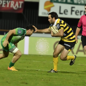 Image de J22 - SMR vs USM : Laurent Larroque