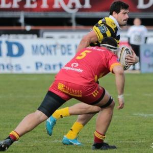 Image de J18 - SMR vs USAP : Jean-Philippe Bézier