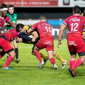 Image de J19 - SMR vs SACA : Cyrille Vidal
