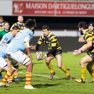 Image de J16 - SMR vs USAP - C. Vidal